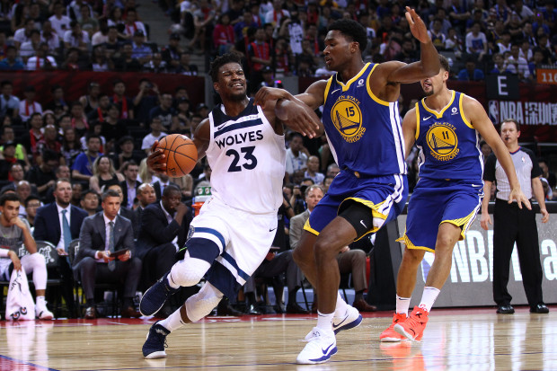 Quick Takeaways From The Minnesota Timberwolves VS The Golden State Warriors