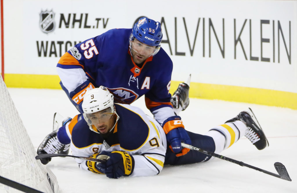 Double Minors - Ugly Result in Brooklyn Drops Sabres to 0-1-1