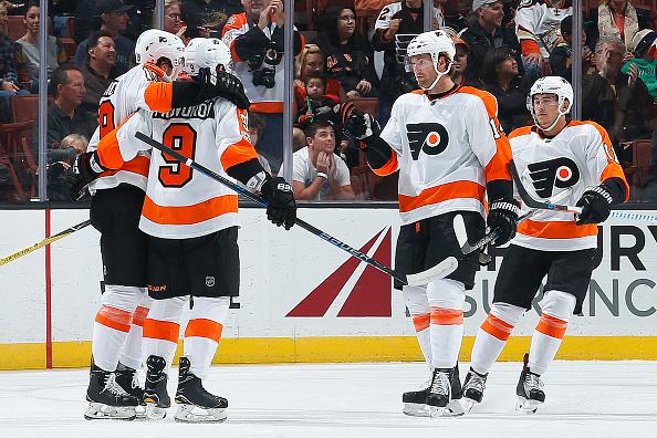 Postgame Analysis: Flyers beat Ducks 3-2 in OT