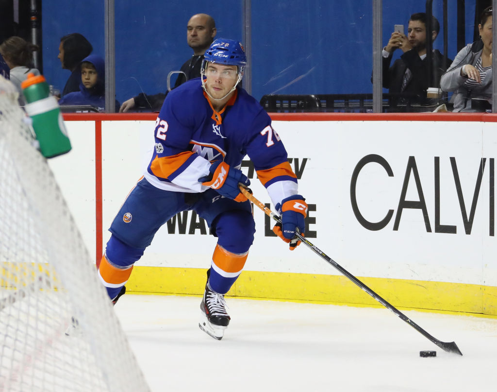 Beauvillier Motivated to Play 'Like I Have Nothing to Lose'