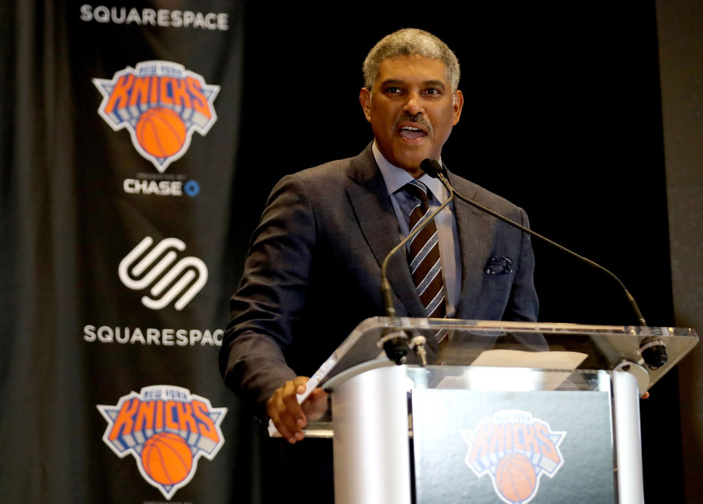 Knicks Reveal New Jersey Sponsorship For 2017-18 NBA Season