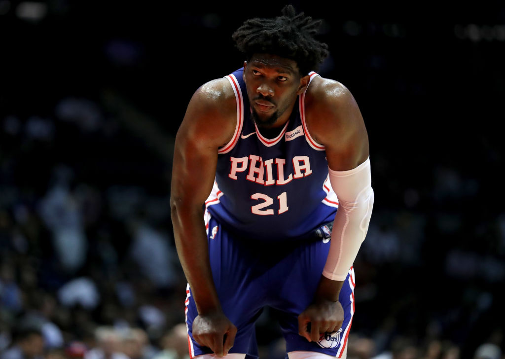 Sixers to put Joel Embiid on minutes restriction to begin season