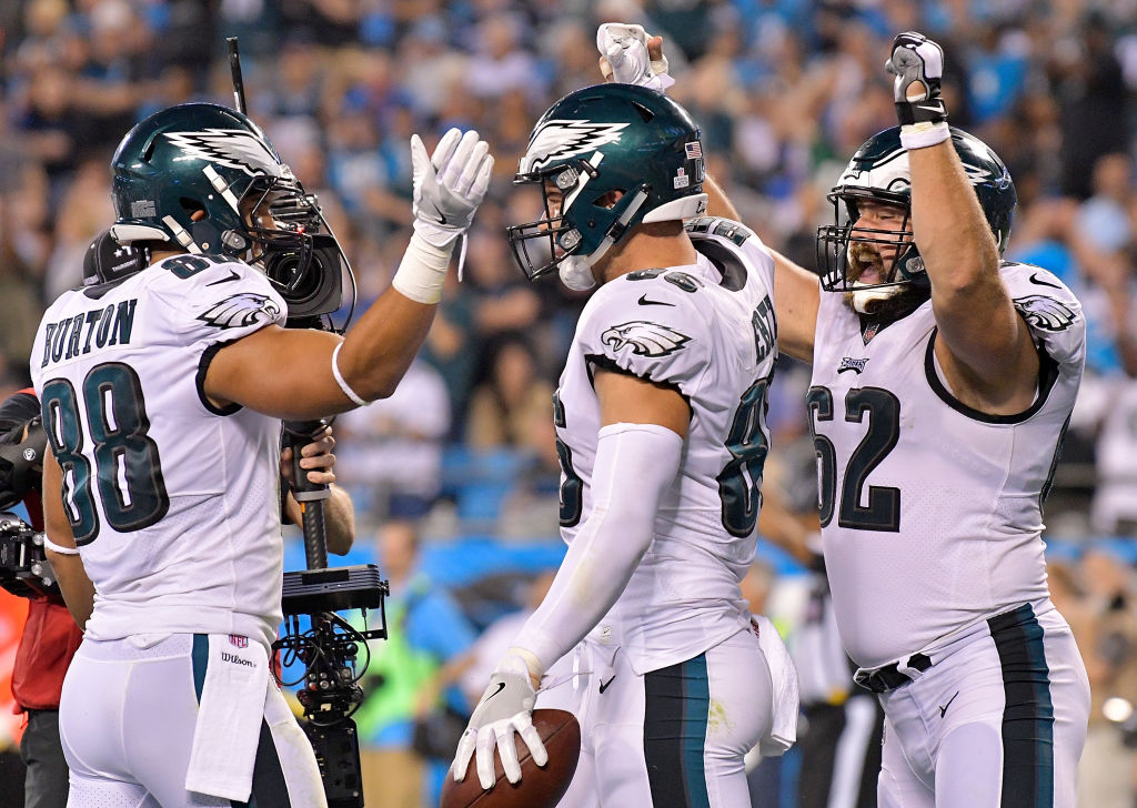 Week 6 Wrap-Up: Philadelphia Eagles vs. Carolina Panthers