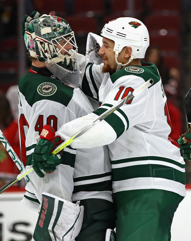 Dumba's Mistake Proves Costly in 2-1 Loss to Winnipeg