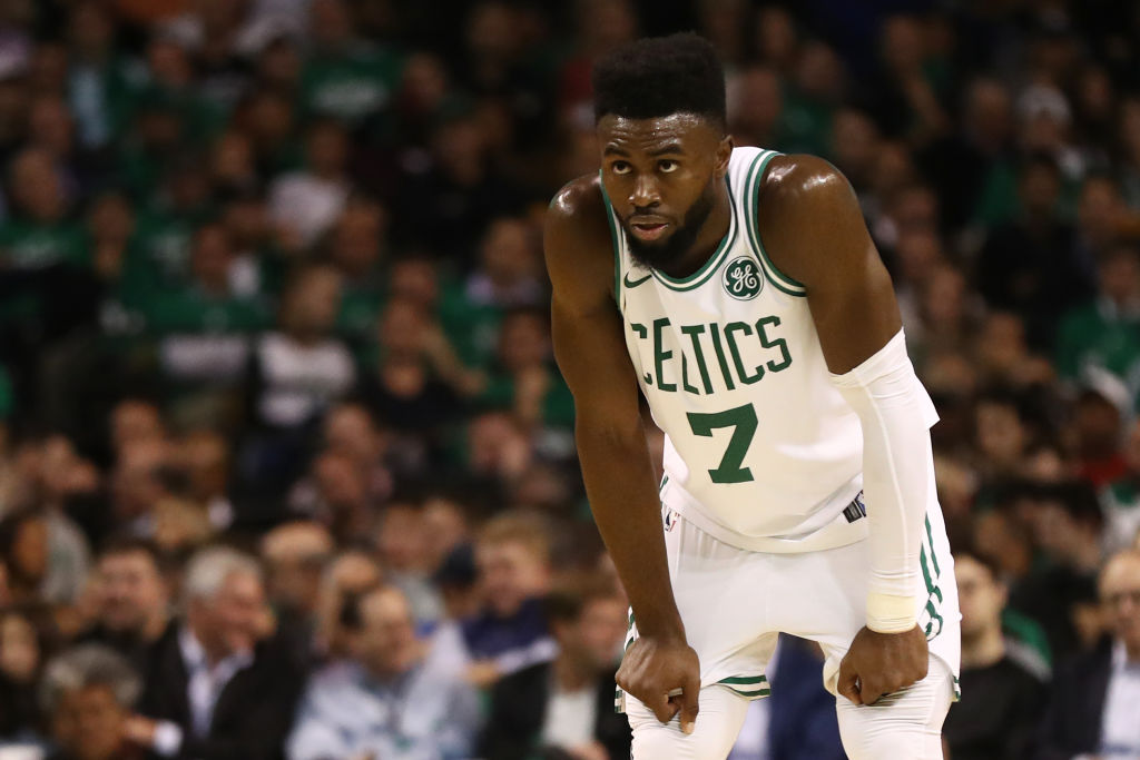 Jaylen's defense is more than making up for losing Avery Bradley