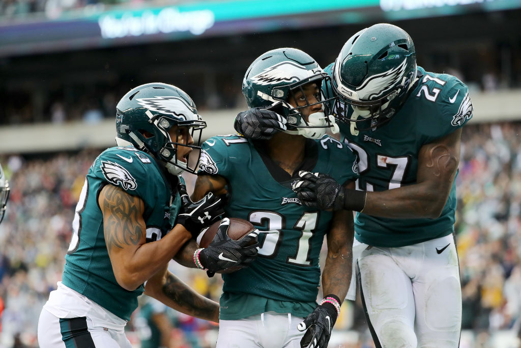 Week 8 Wrap-up: Philadelphia Eagles vs. San Francisco 49ers