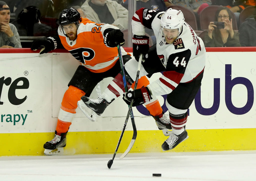 Analysis: Flyers lose to Coyotes 4-3 in OT