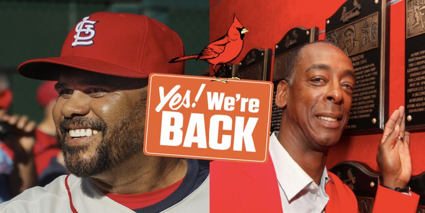 Jose Oquendo & Willie McGee Join 2018 Cardinals Coaching Staff