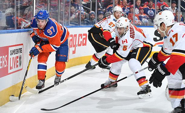 Oilers Gameday - Vs. Flames