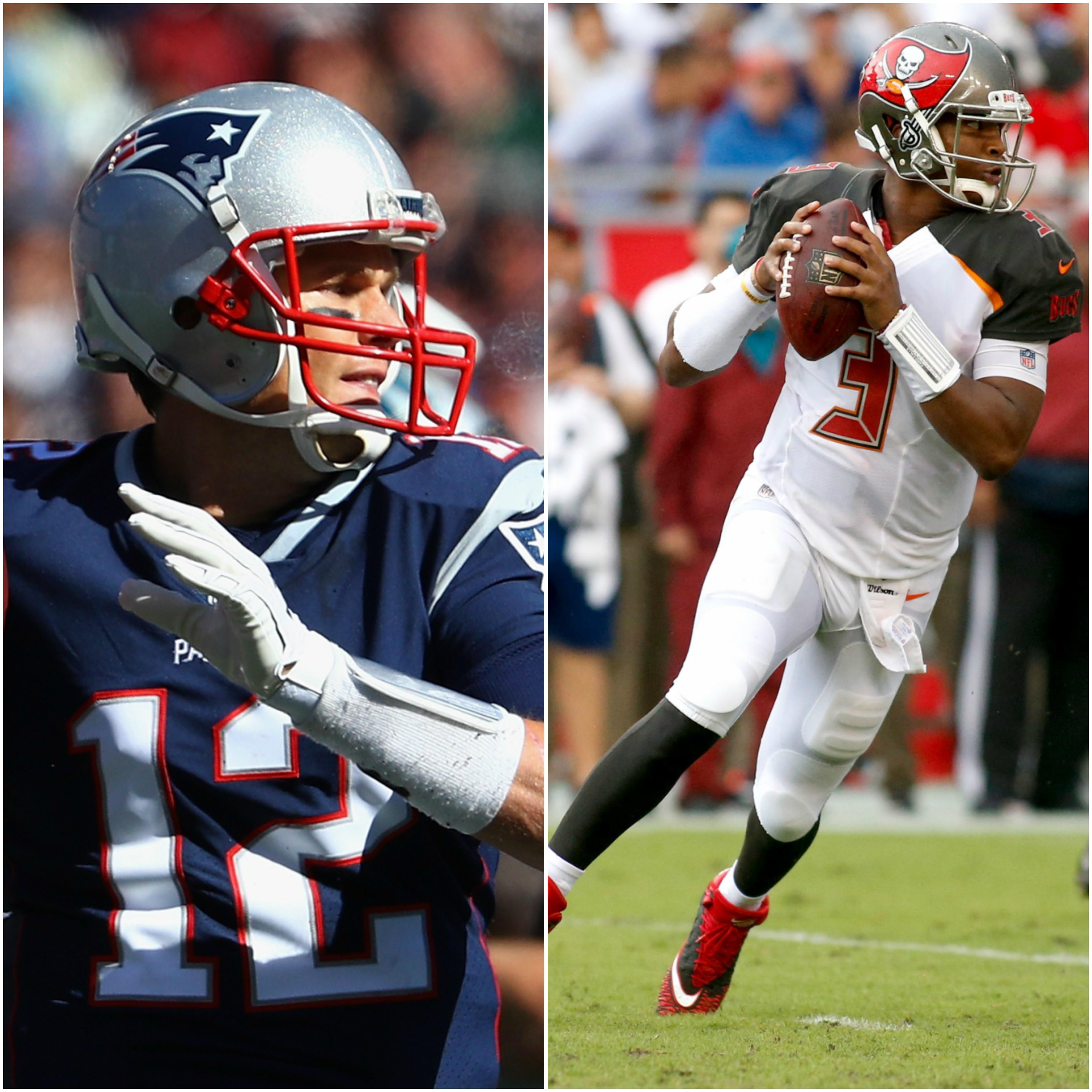 PATRIOTS GAME DAY: Week 5 Patriots @ Buccaneers