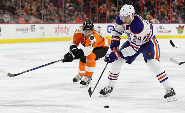 Gonna Fly Now: Oilers Gameday - @ Philadelphia