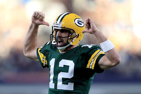 Aaron Rodgers Does it Again in Dallas. 35-31