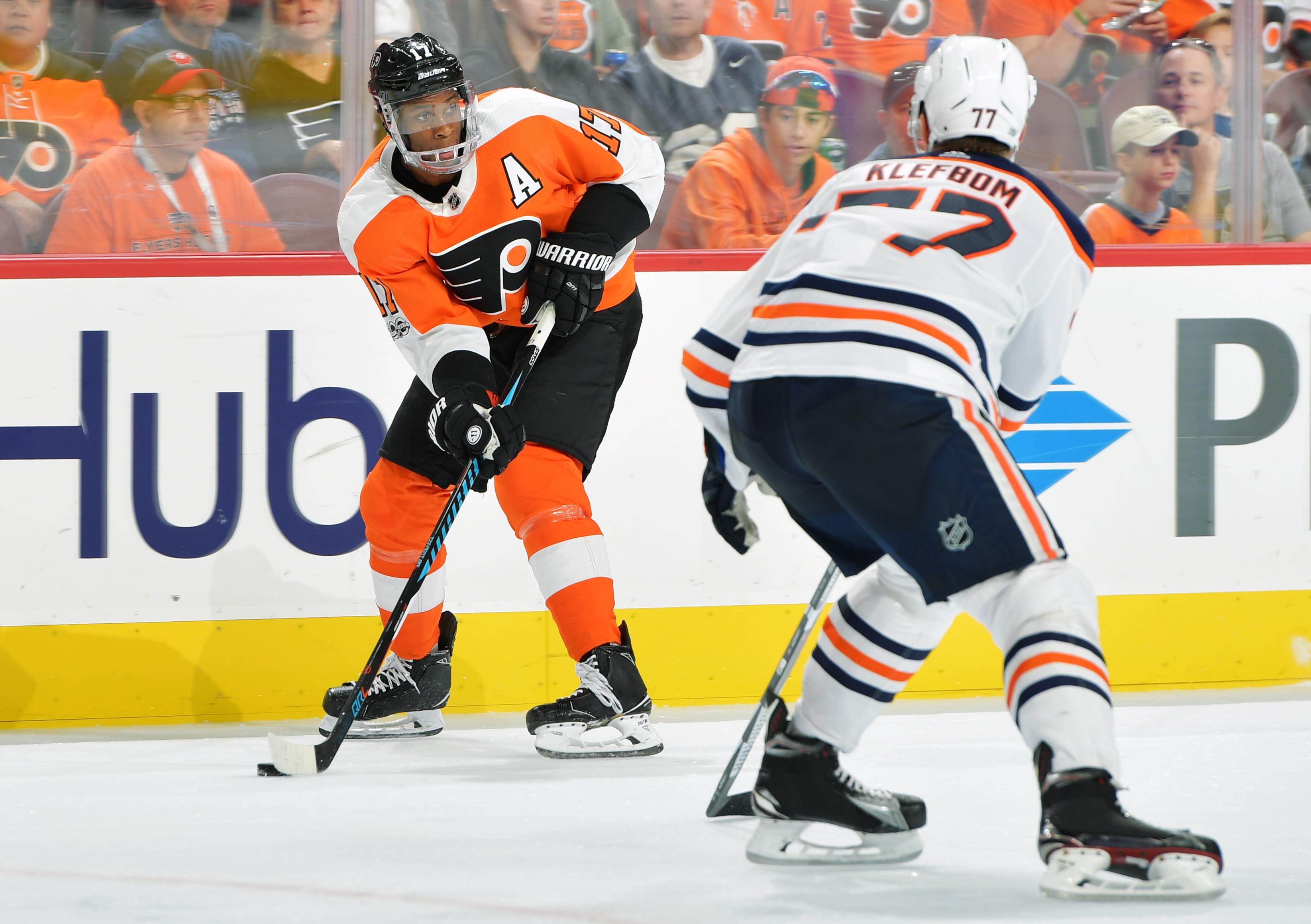 Analysis: Flyers beat Oilers 2-1