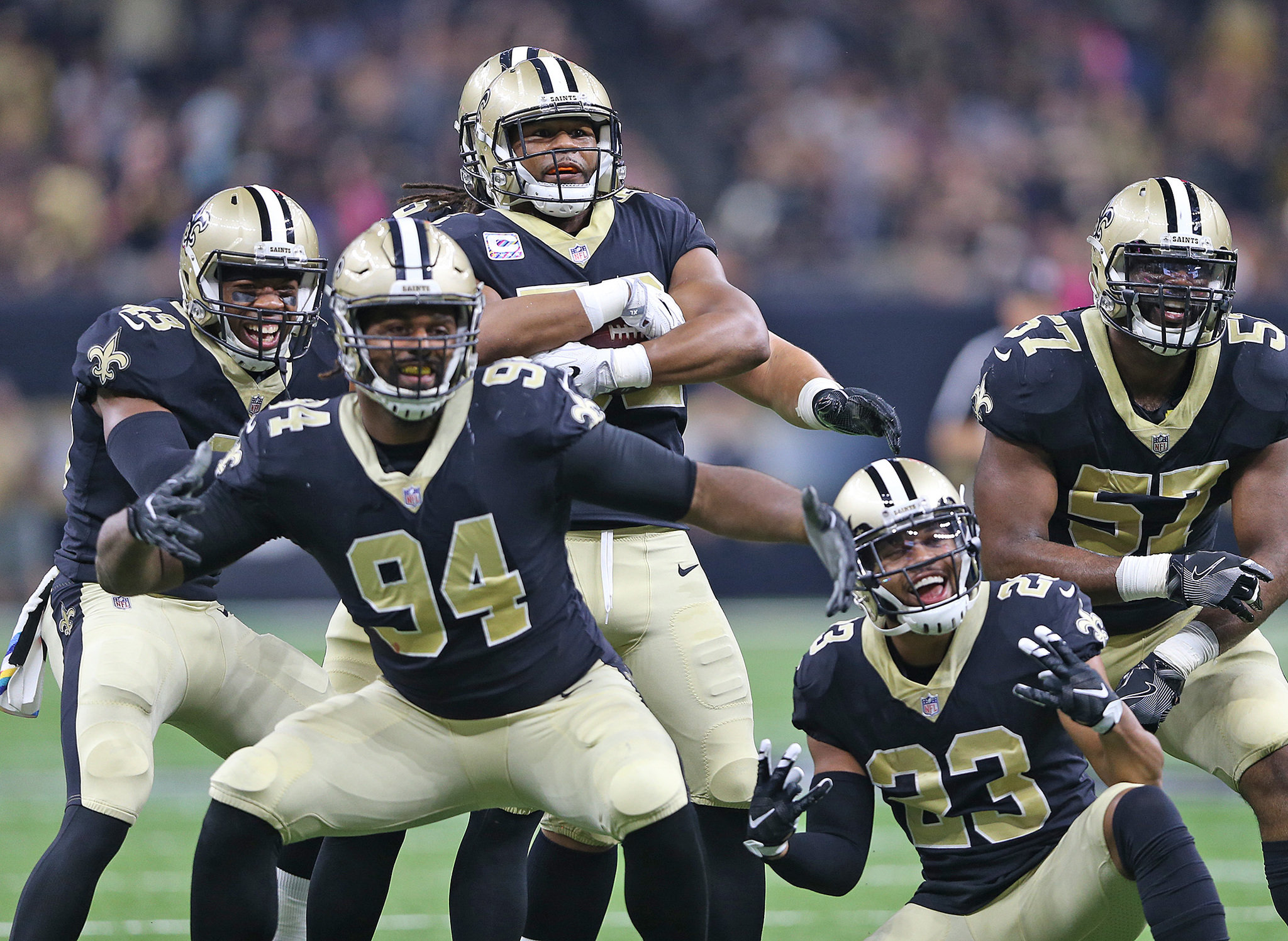 Bills - Saints Predictions featuring @evancdent, @mmigliore, @rcanepac, and @mack10zie!