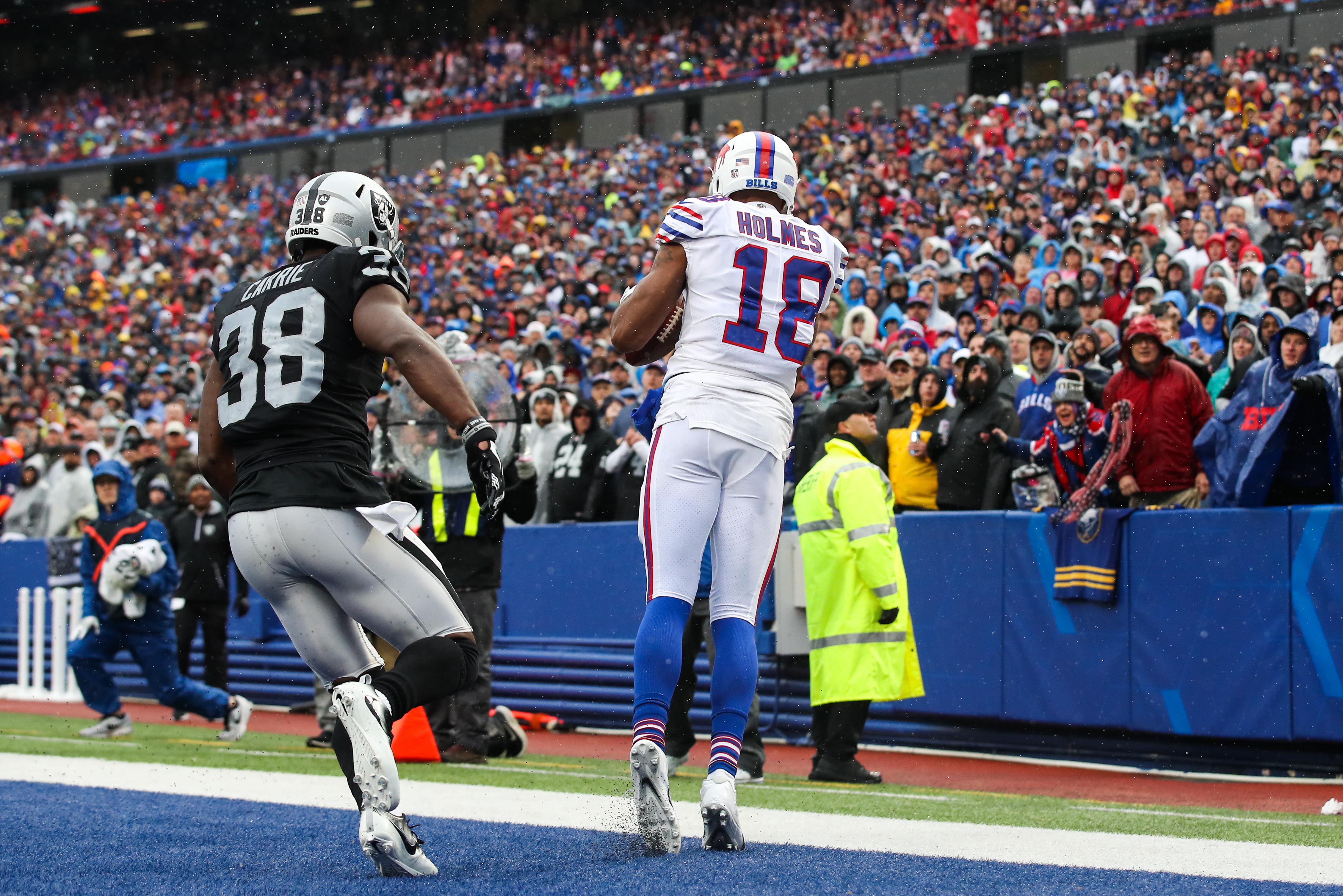 Bills 34, Raiders 14 Recap and Tweet Bag by @rich_fann