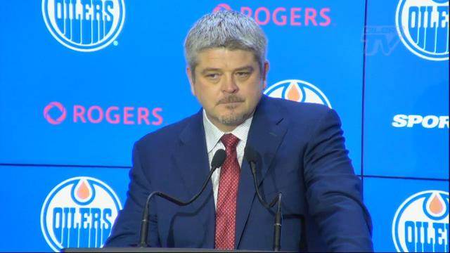 Oilers Embarrassed By Senators