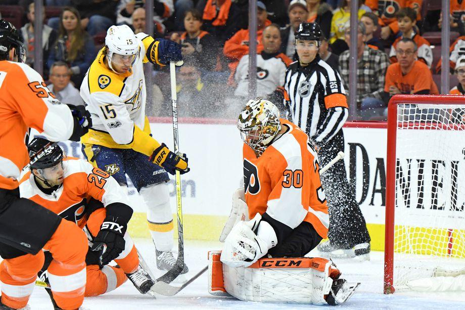 Analysis: Flyers lose to Predators 1-0
