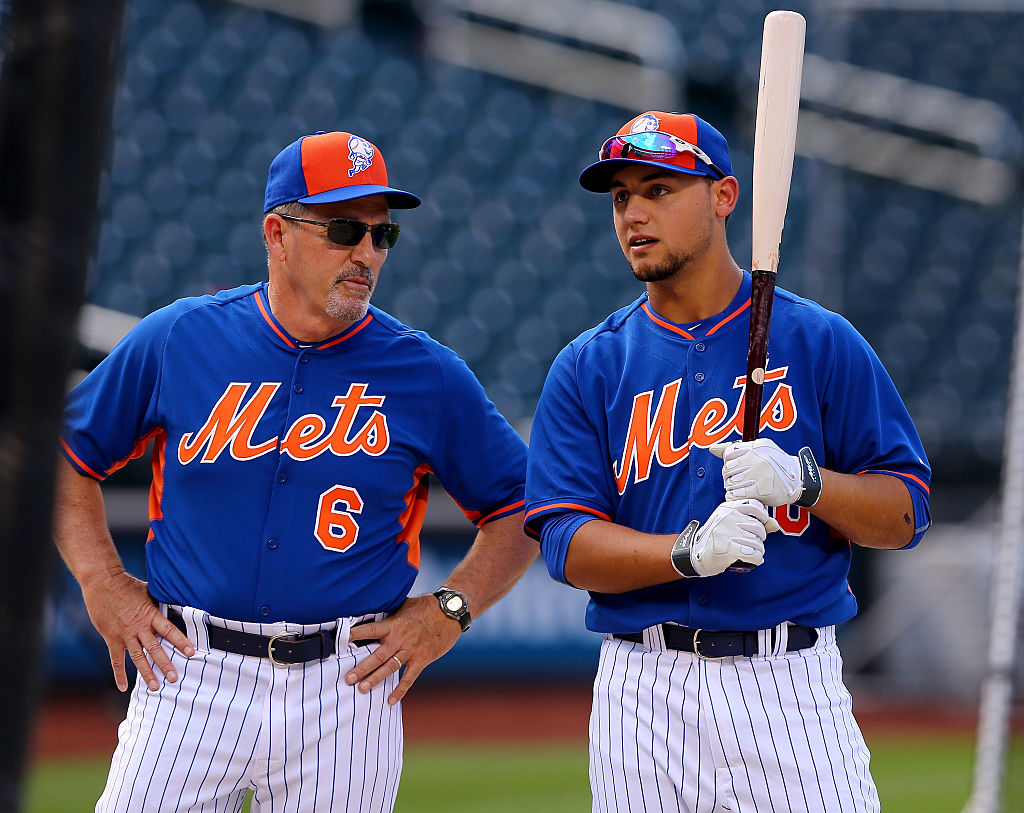 New York Mets Set To Name Pat Roessler New Hitting Coach