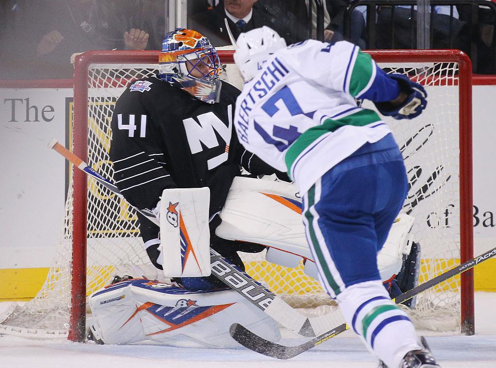 Islanders Pregame: Halak Gets Second Consecutive Start