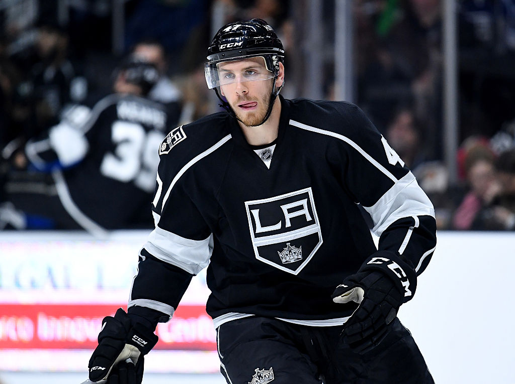 Andrew Crescenzi Recalled from AHL Ontario Reign by LA Kings