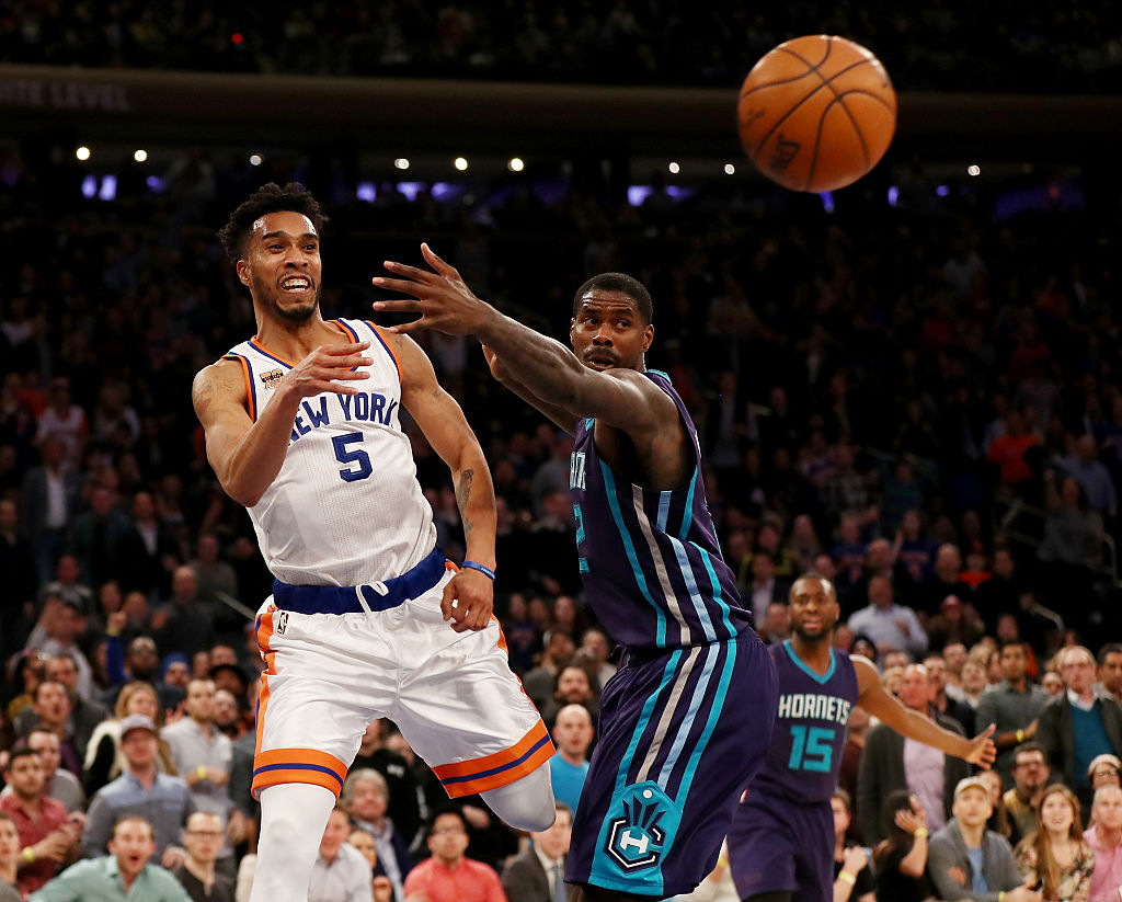 Veteran Courtney Lee Proving To Be Indispensable On New-Look Knicks