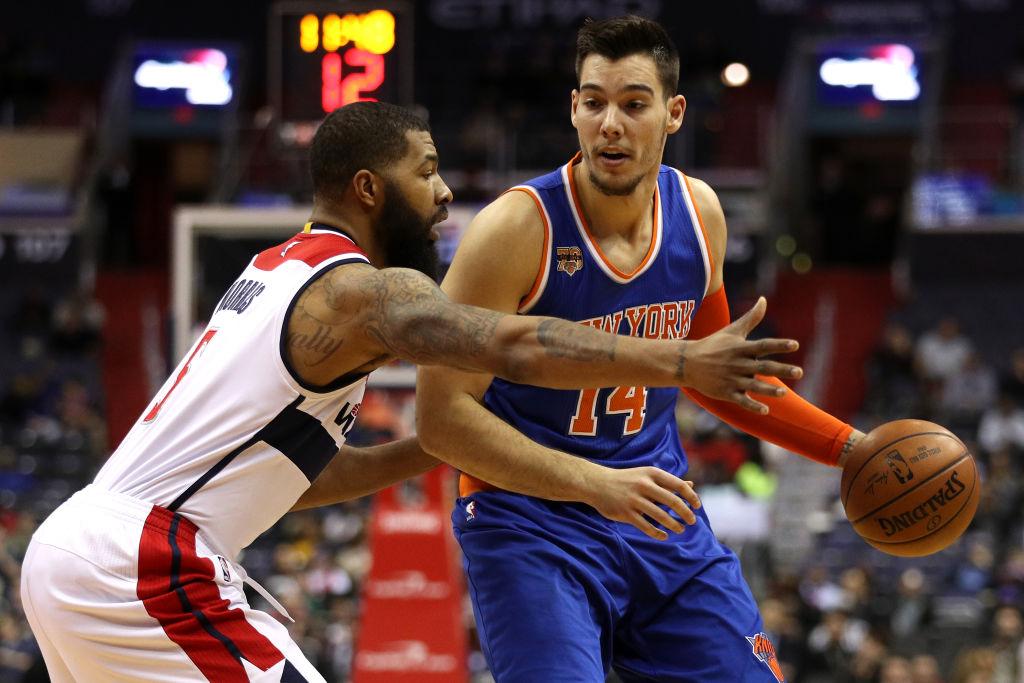 Knicks Need To Make Development of Willy Hernangomez A Priority Again