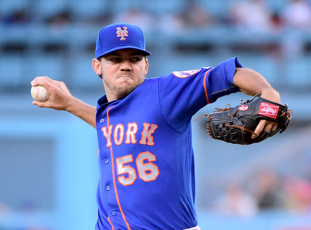 Mike's Mets Player Review Series: Tyler Pill
