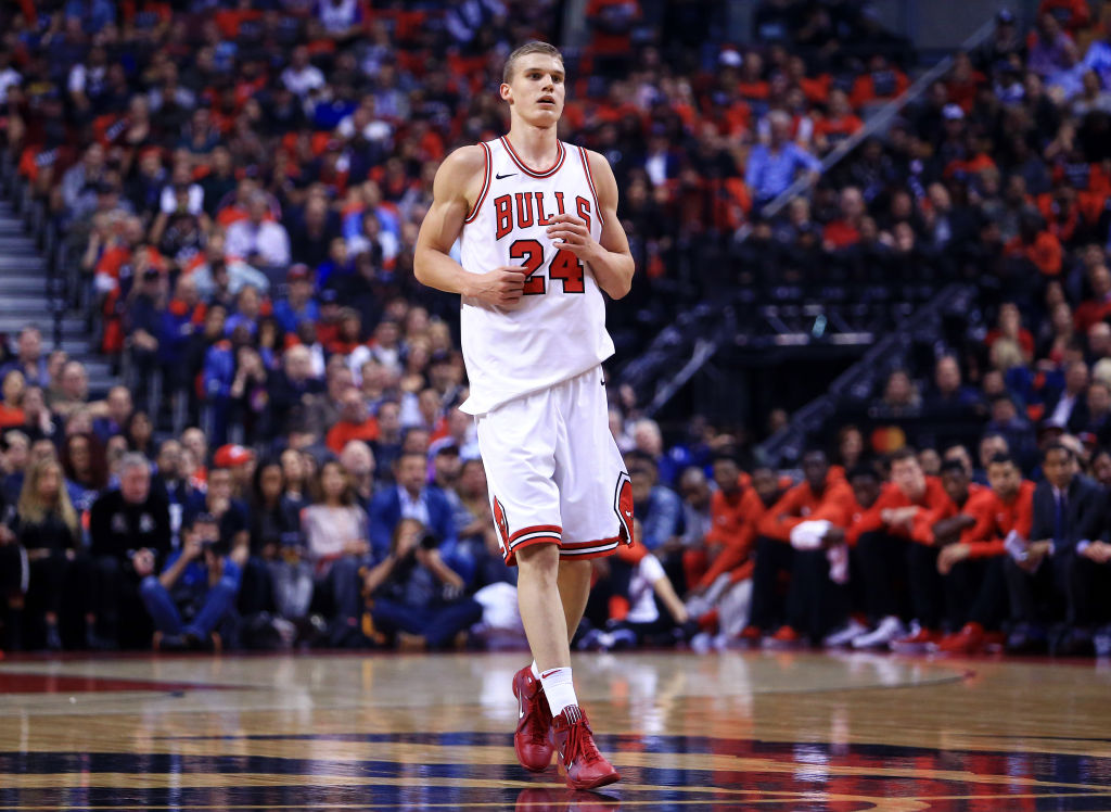 Lauri Markkanen has reportedly put on 14 pounds of muscle