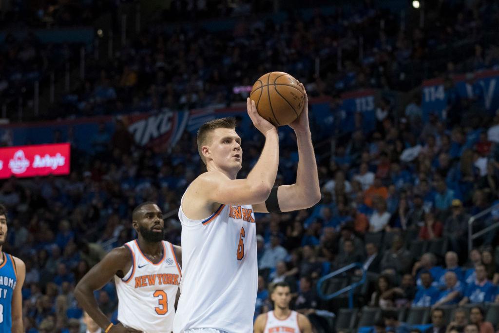 Knicks Stun Pacers as Kristaps Porzingis Keeps Shocking Rest Of NBA
