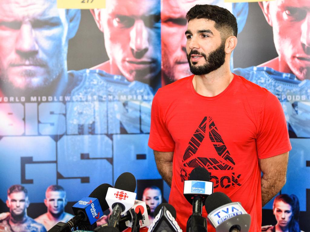 UFC Blaydes vs Lewis Prelim Breakout Star: Aiemann Zahabi