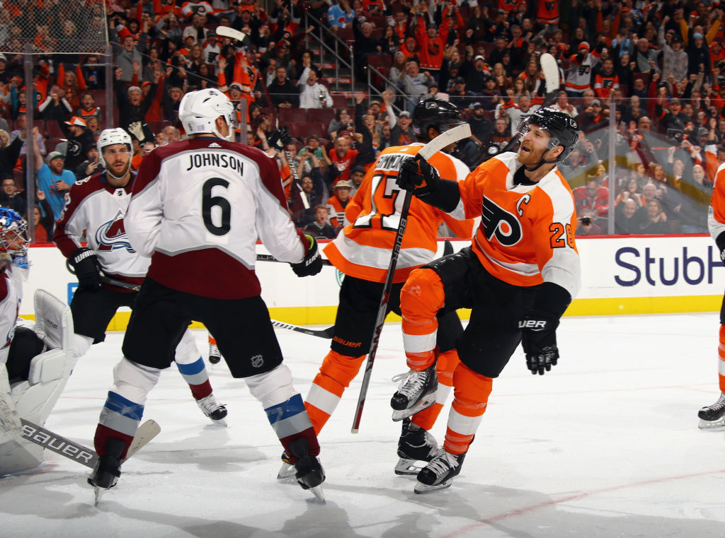 Analysis: Flyers lose to Avalanche 5-4 in shootout