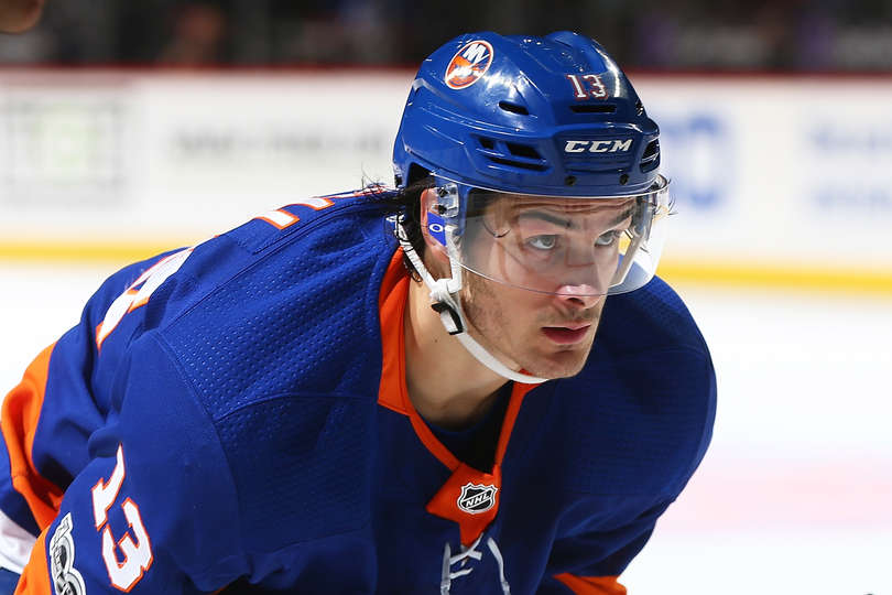 Barzal Continues to Make Impact for Isles with Five Assist Night