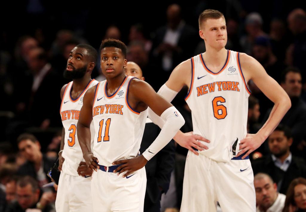 Despite Prized Duo's Struggles, Knicks Still Defeat Jazz