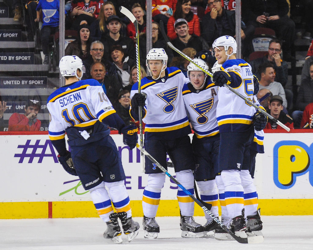 """What does Mike Yeo want to see from the Blues' power play? """"Goals"""""""