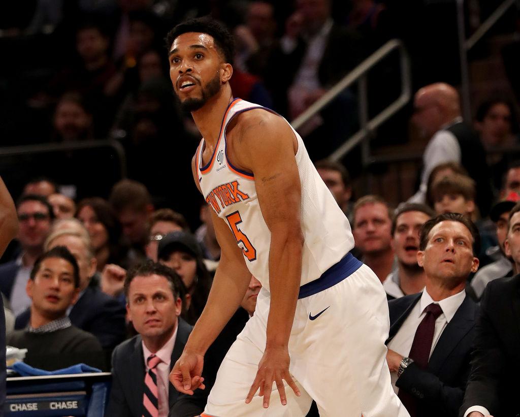 Knicks Let Poor Offensive Night Hamper Ability To Defend Raptors