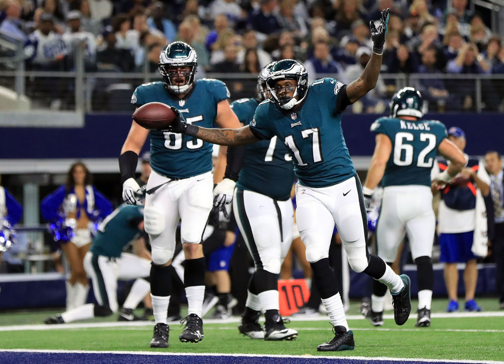 Week 11 Wrap-Up: Philadelphia Eagles vs. Dallas Cowboys