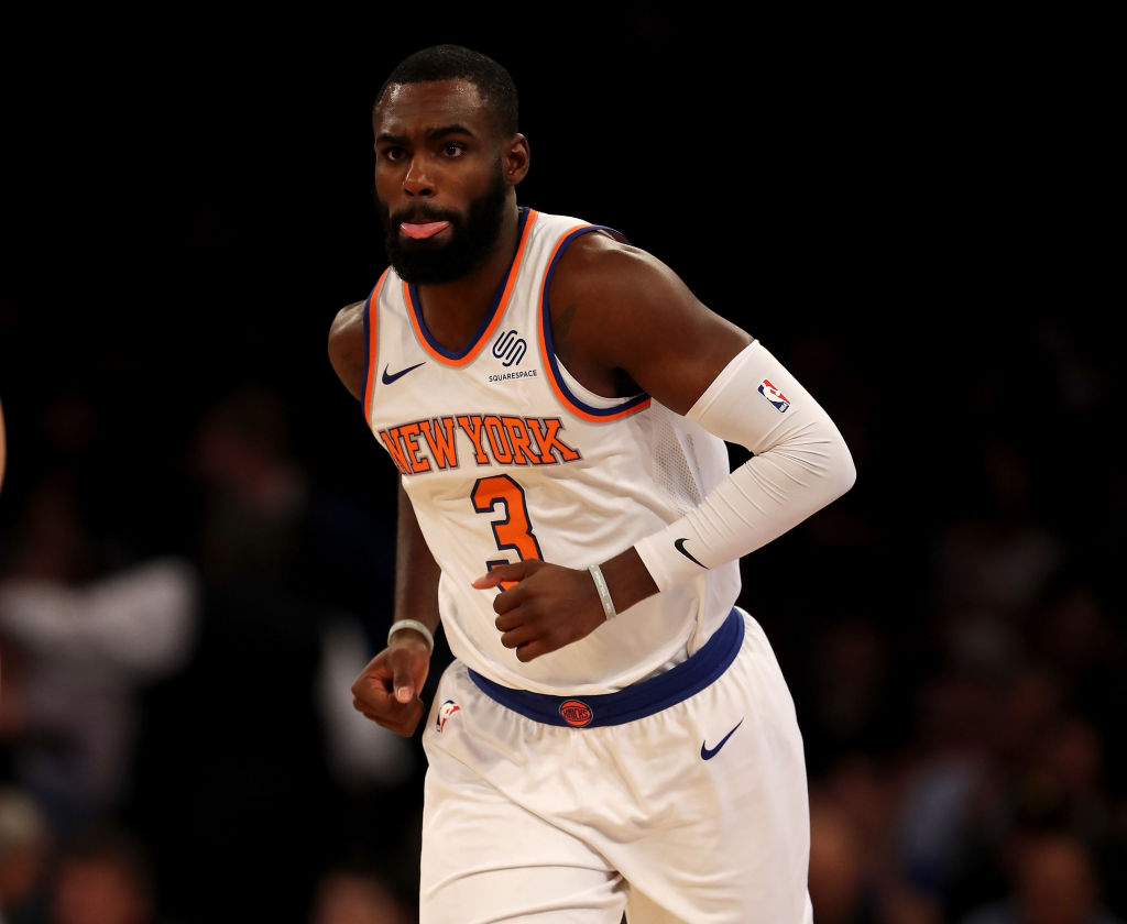 Career Night From Tim Hardaway Jr. And Historic Quarter Sparks Knicks' Victory