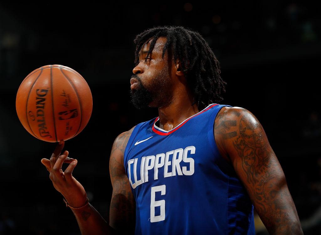 Report: Mavericks will make DeAndre Jordan their 'top target' in free agency