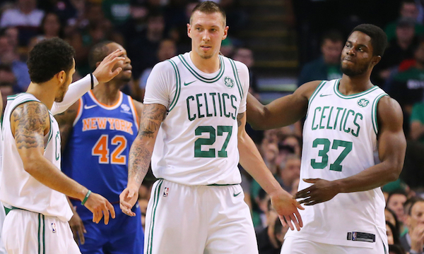 Boston Celtics injury report: Daniel Theis will spend two weeks in a boot