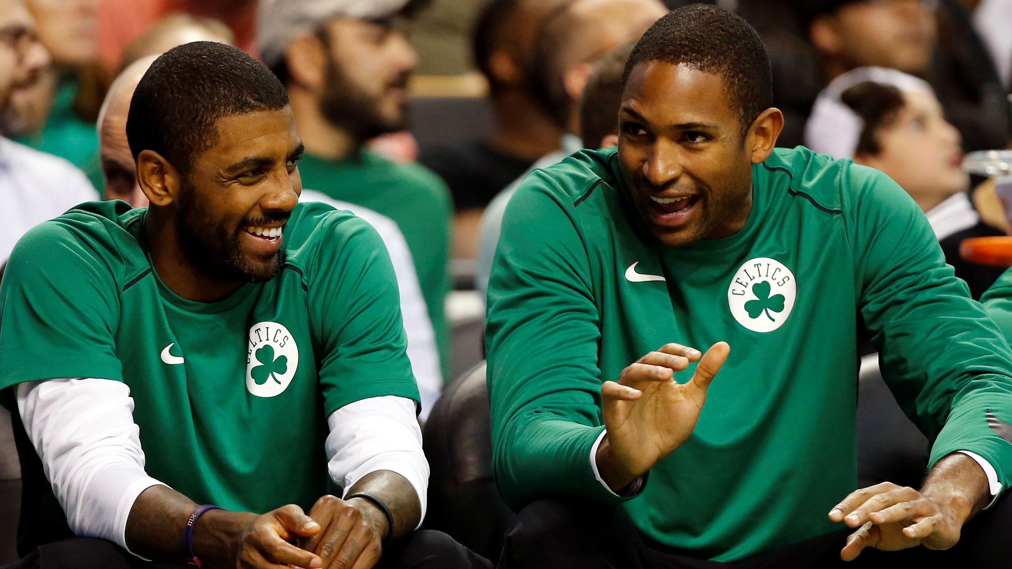 Your Morning Dump... Where the League Envies the Celtics