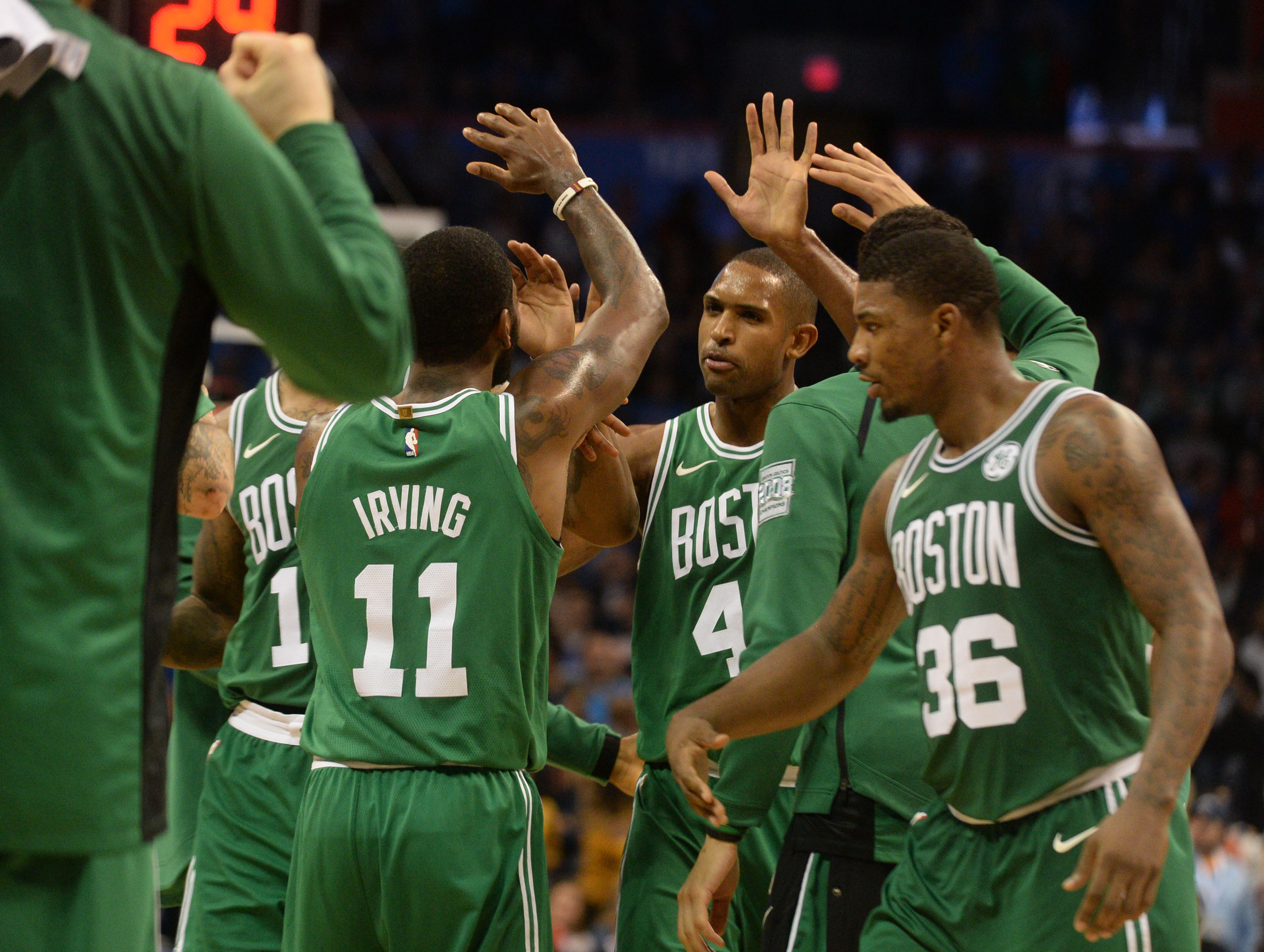 Your Morning Dump... Where the Celtics are the Hottest Ticket in Town