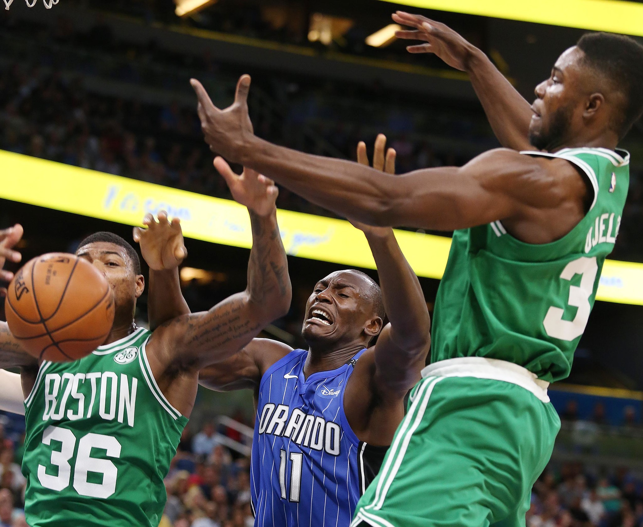 Your Morning Dump... Where Defense Carries Celtics to 8th Straight Win