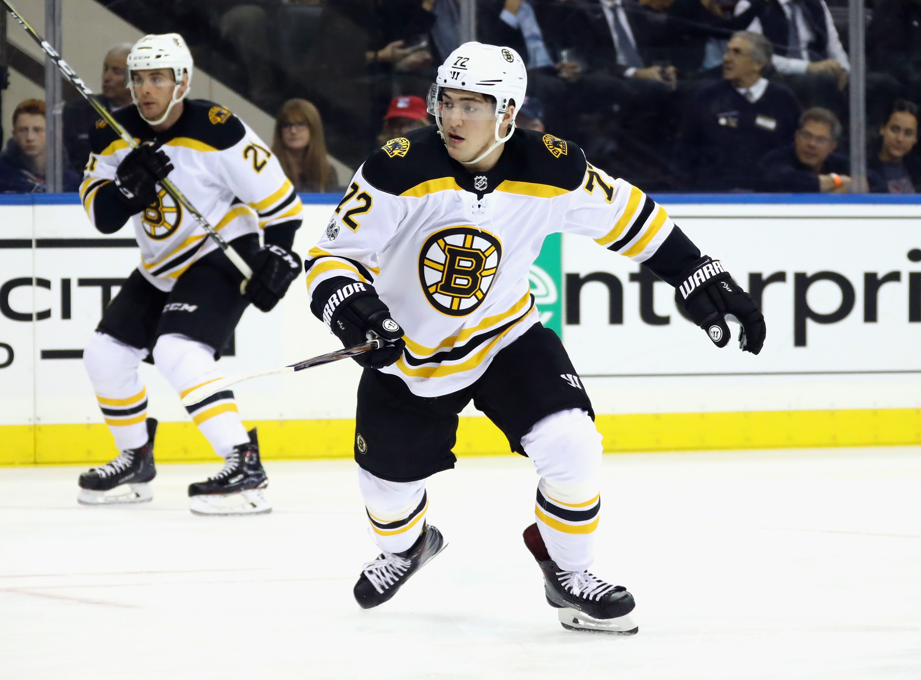 Could Frank Vatrano Help The Oilers Scoring Woes?