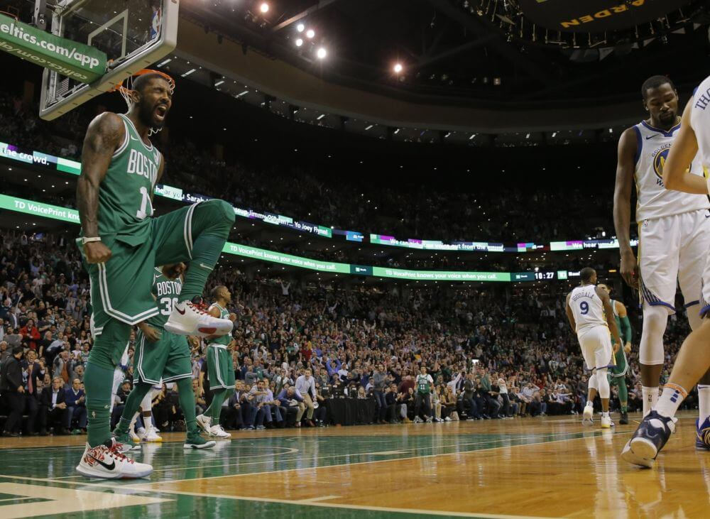 LOCKED ON CELTICS: C's come back for FOURTEENTH STRAIGHT WIN!