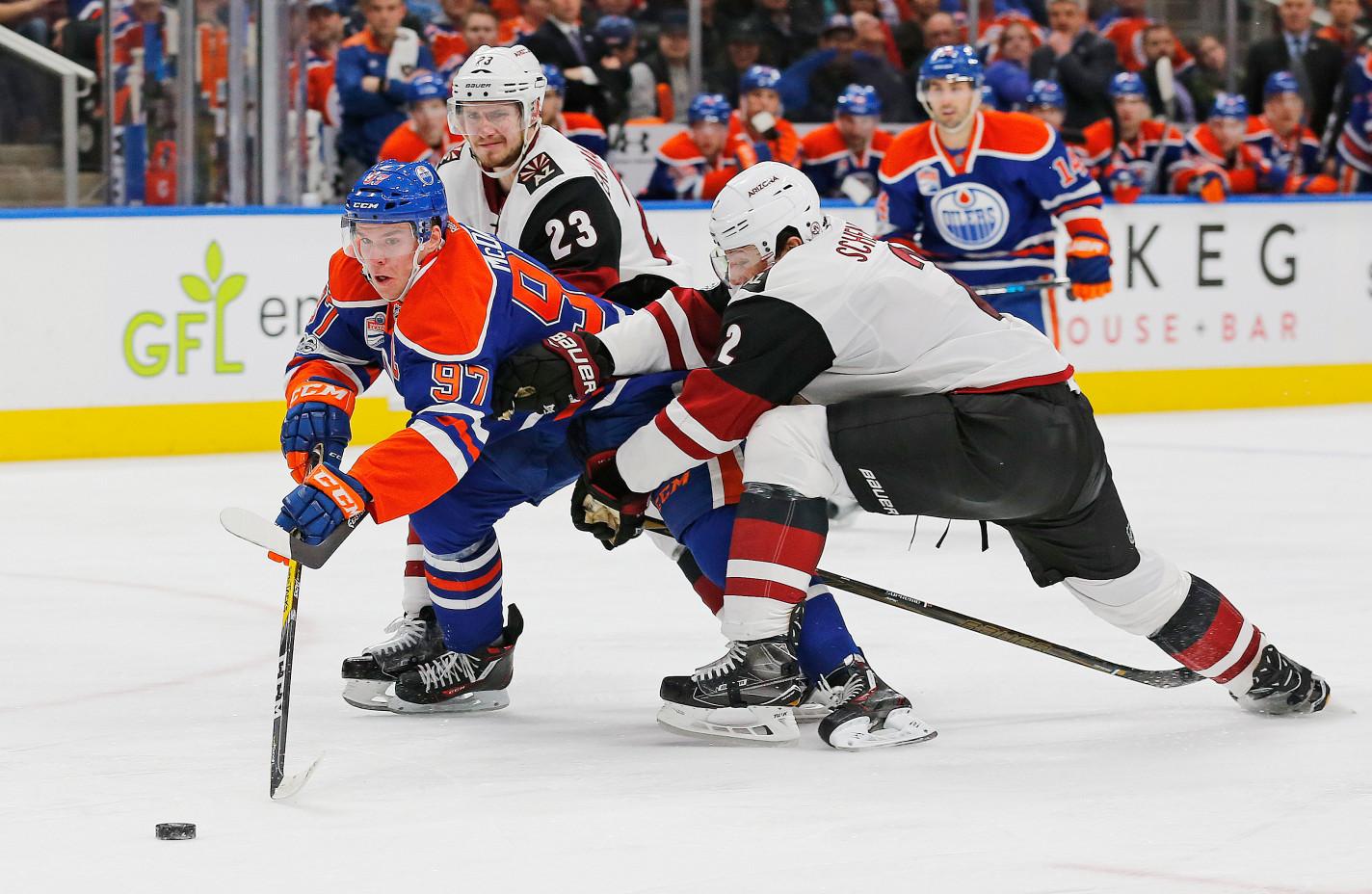 Oilers Gameday: Vs. Arizona