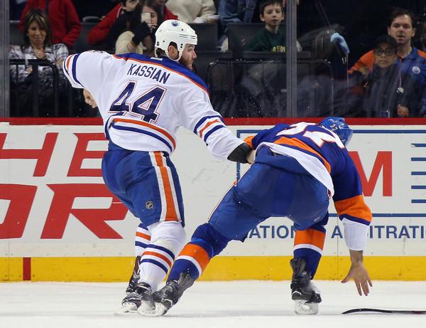 Right Now: Oilers Gameday - @ Islanders