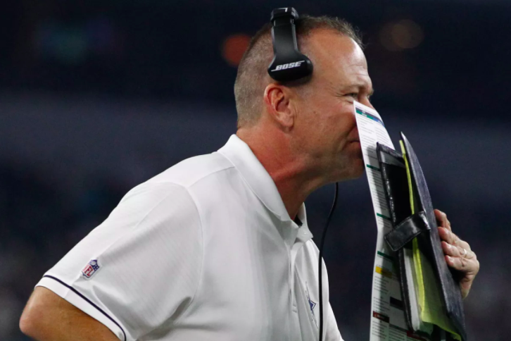 Dallas Cowboys Players Frustrated with Coaching Staff