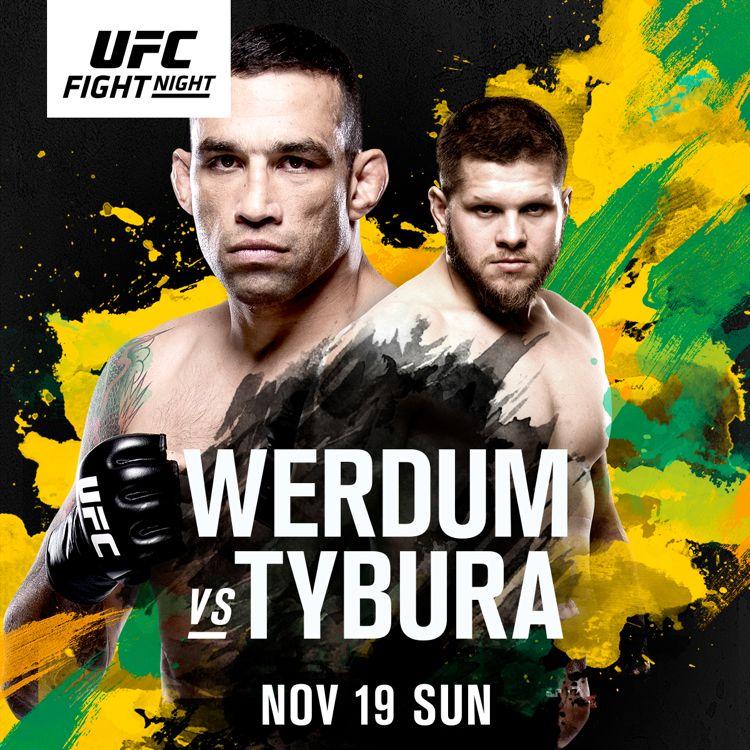 UFC Fight Night: Werdum vs. Tybura