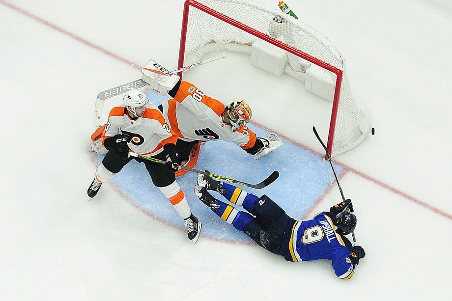 Analysis: Flyers Shutout Blues, 2-0