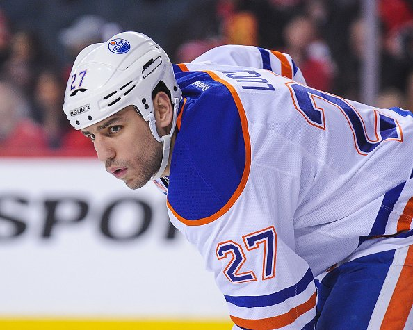Top Ten Oilers Moments of 2017: Lucic Puts Oilers Into Two Seed